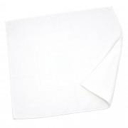 Linnea Tapis de bain antidérapant 60x60 cm velours PRESTIGE blanc