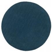 Tapijt Colours - petrolkleur - Ø68 cm - Leen Bakker