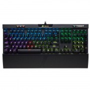 Corsair K70 RGB MK.2 Teclado Mecânico Gaming Retroiluminado Cherry MX Brown Preto