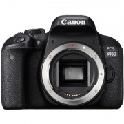 Canon EOS 800D Body Only Digital SLR Camera with Kingston 32GB min. 80MB/s SD Memory Card [kit box]