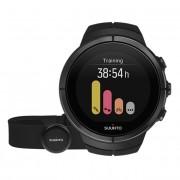 Ceas Suunto Spartan Ultra All Black Titanium (HR) GPS Smart Sensor Belt
