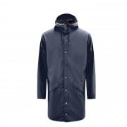 Rains Long Jacket Regenjas XS/S blue