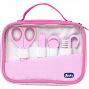 Chicco Set Unghie Chicco Happy Hands Rosa //
