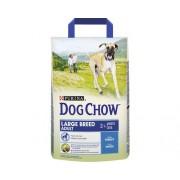 Hrana uscata pentru caini Dog Chow Large Breed cu curcan, 2,5 kg