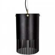 Globen Lighting Pendel Fringe Svart