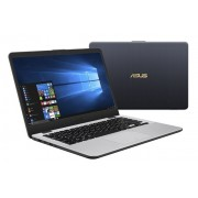 "NB Asus X405UA-BM622T, siva, Intel Core i3 6006U 2GHz, 256GB SSD, 4GB, 14"" 1920x1080, Intel HD 520, Windows 10 Home, 24mj"