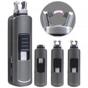 Pearl Elektronischer Mini-Lichtbogen-Stabanzünder, 60 Zündungen, anthrazit