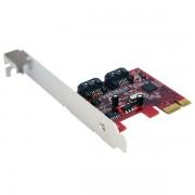 Tarjeta Controladora PCI Express c/2 ptos SATA Startech PEXSAT32