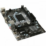 MSI Main Board Desktop H110 S1151, DDR4, USB3.1, USB2.0, SATA III, HDMI, VGA, Audio, LAN mATX Retail H110M_PRO-VH