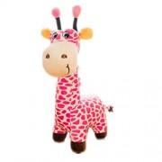"Judy Dre am Cute Animals Toys Giraffe Doll-Judy Dre am Soft Cartoon Animals Pink Giraffes Toy Stuffed Cotton Plush Children's Dolls Birthday Gift for Kid/Girlfriend 31.5"" Tall"