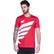 GP APPAREL Camiseta Gp Apparel Hrc Honda Racing Big Wing Red 1738007