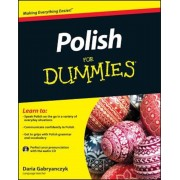 Polish for Dummies [With CD (Audio)], Paperback