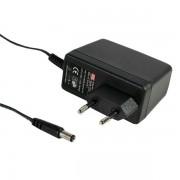 Transformator Sursa Profesionala de tensiune constanta Mean Well GS15E-3P1J IP20 230V la 12V 1.25A 15W