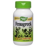 Nature's Way Fenugreek 100 capsules