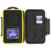 JJC MC-SD/CF6 Memory Card Case