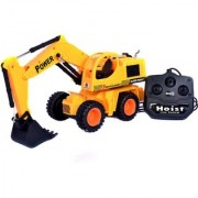 JCB Truck with wired Remote Control Toy By Bgc