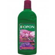 Biopon Ingrasamant Lichid Plante cu Flori 0.5 l
