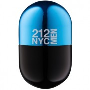 Carolina Herrera 212 NYC Men Pills eau de toilette para hombre 20 ml