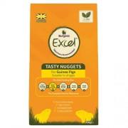 Excel Guinea Pig Tasty Nuggets 10kg