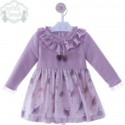 Vestido infantil AVE DEL PARAISO de MARTA Y PAULA
