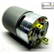 INVENTO 9500 RPM 3.2 Kg PCB Drill RC Cars Airplane Motor (6V 12V DC)