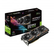 Tarjeta De Video Nvidia Asus GTX 1070 ROG STRIX-GTX1070-8G-GAMING GeForce 8GB GDDR5 256-bit-Negro