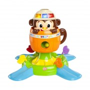 Bright Starts Hide`n Spin Monkey