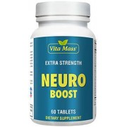 vitanatural neuro boost - ps - maximal styrka - 60 tabletter