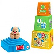 Fisher-Price Laugh & Learn Stack & Surprise Presents by SPHTOEO