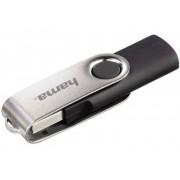 Hama Rotate USB-minne 8 GB Svart 90891 USB 2.0