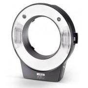 Metz Mecablitz 15 MS-1 Digital Flash Anulare per Canon/Nikon/Olympus/Pentax/Sony, Aggiornabile via USB, Nero
