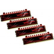 G.Skill 16 GB DDR3-RAM - 1333MHz - (F3-10666CL9Q-16GBRL) G.Skill Ripjaws-Edition - CL9