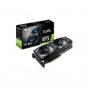 Tarjeta De Video NVIDIA GeForce RTX 2080 ASUS DUAL OC, 8GB GDDR6, 1xHDMI, 1xUSB-C, 3xDisplayPort, PCI Express 3.0 DUAL-RTX2080-O8G