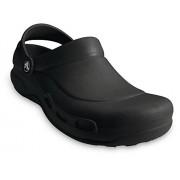 Crocs Unisex Black rubber clogs 9 B(M) US Women / 7 D(M) US Men [Shoes]_10073-001-M7W9