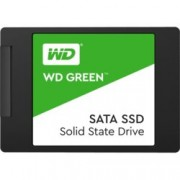 "SSD 120GB Western Digital Green WDS120G2G0A, SATA 6Gb/s, 2.5""(6.35 см), скорост на четене 545MBs, скорост на запис 465MBs"
