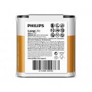 Philips 3R12L1F/10 - Baterie clorura de zinc 3R12 LONGLIFE 4,5V
