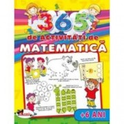 365 de activitati de matematica +6 ani