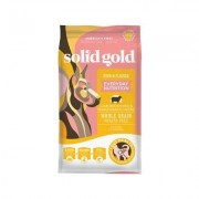 Solid Gold Hund-n-Flocken Lamb, Brown Rice & Pearled Barley Recipe Whole Grain Adult Dry Dog Food, 4-lb bag