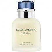 Dolce&Gabbana Perfumes masculinos Light Blue pour homme Eau de Toilette Spray 75 ml