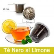 Caffè Kickkick 10 Tè Nero Al Limone Compatibili Nespresso