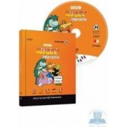 Bbc Muzzy - Jocuri si exercitii interactive vol. 30 - Cd-Rom si carte