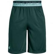 Pantaloni scurți UA elastic Prototip scurt Junior 1329006 366 1329006 366-L verde 164 cm