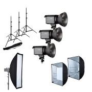 Grifon Creative SSS 1000 KIT комплект галогенного студийного света