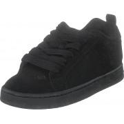 DC Shoes Court Graffik Black/black/black, Skor, Sneakers & Sportskor, Låga sneakers, Svart, Herr, 44