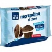 NT FOOD SpA Nutrifree Merend.Cacao 4x45g