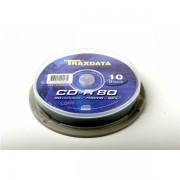 TRAXDATA OPTIČKI MEDIJ CD-R CAKE 10 901753ITRA002