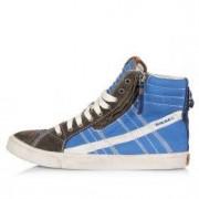 Diesel Sneakers Alte D-Velows D-String In Tessuto Primavera-Estate Art. 45906