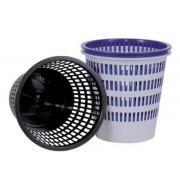Papírkosár, 12 liter, DONAU, kék (D307K)