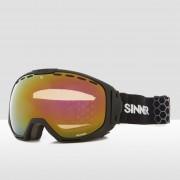 SINNER Mohawk skibril zwart