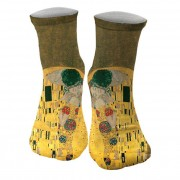 Mr. Gugu & Miss Go Kiss Unisex Midi Socks SOM106